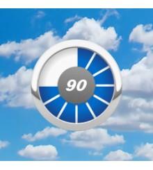 90min Flight - The Real Enthusiast